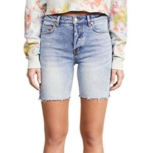 Free People Avery Bermuda Shorts - 27